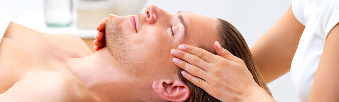 male facials treatments