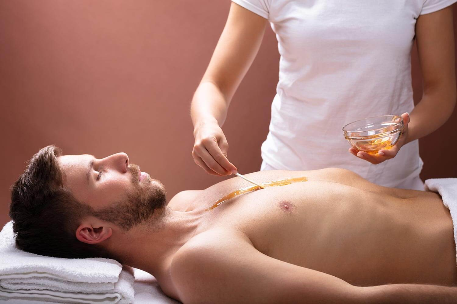 male waxing london