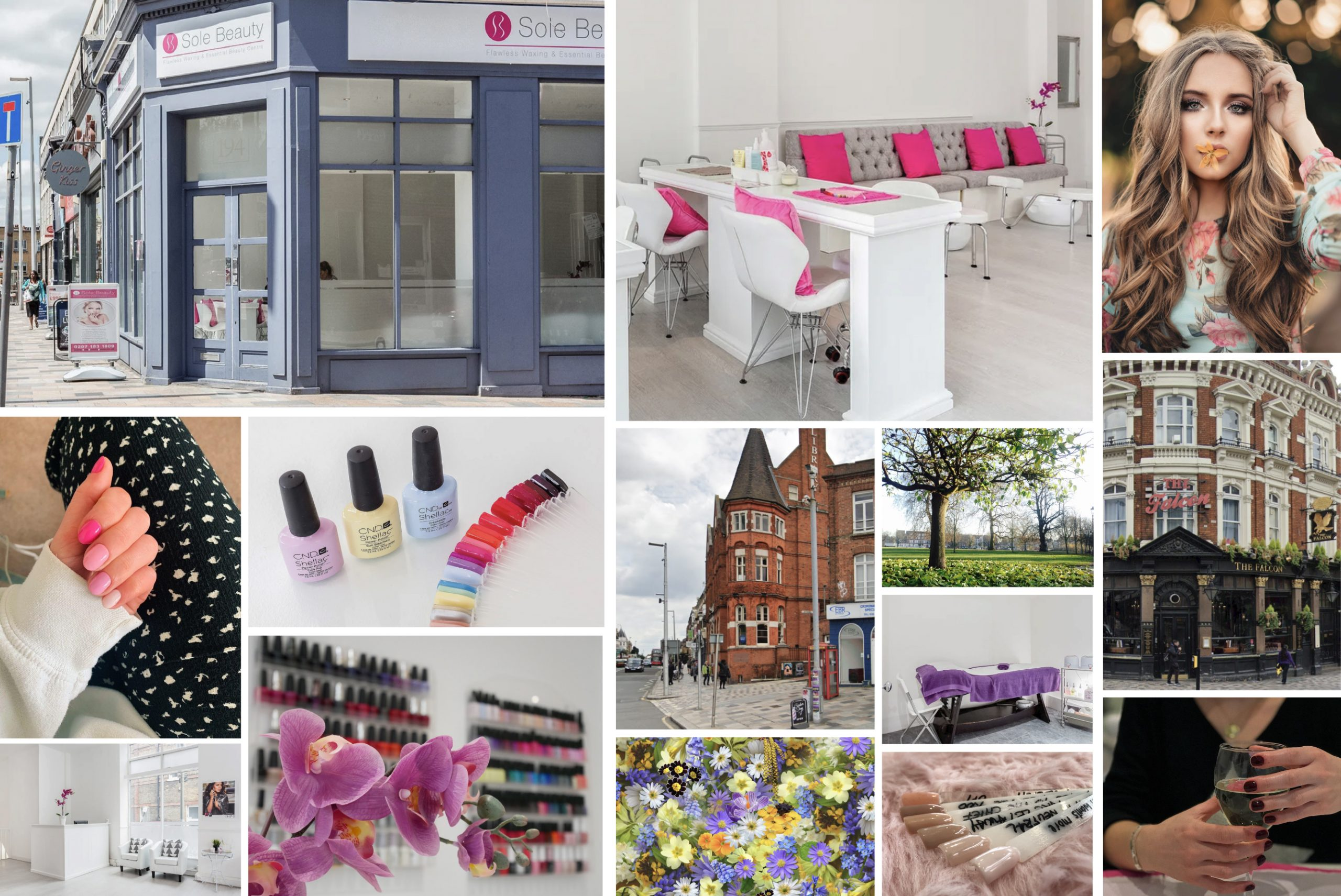Pictures from Sole Beauty Clapham Salon