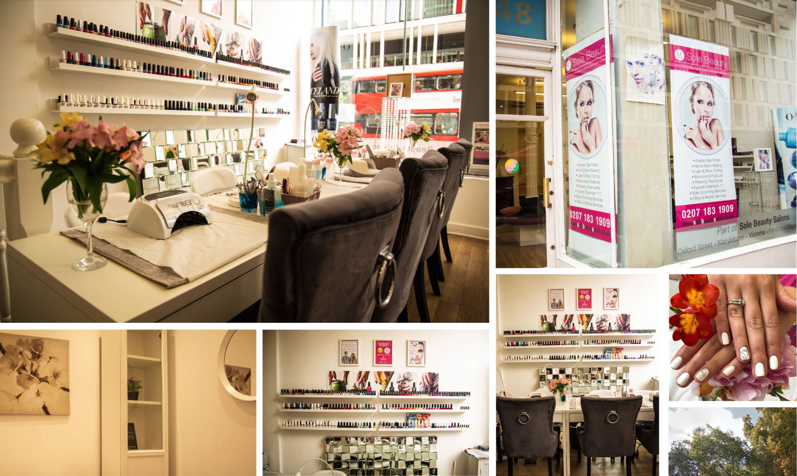 Sole Beauty Salon Victoria-London
